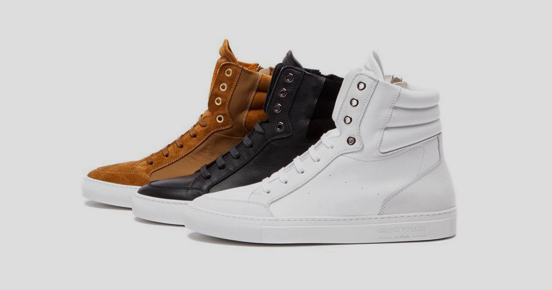 Grand Voyage Makes Designer Shoes at a Bargain