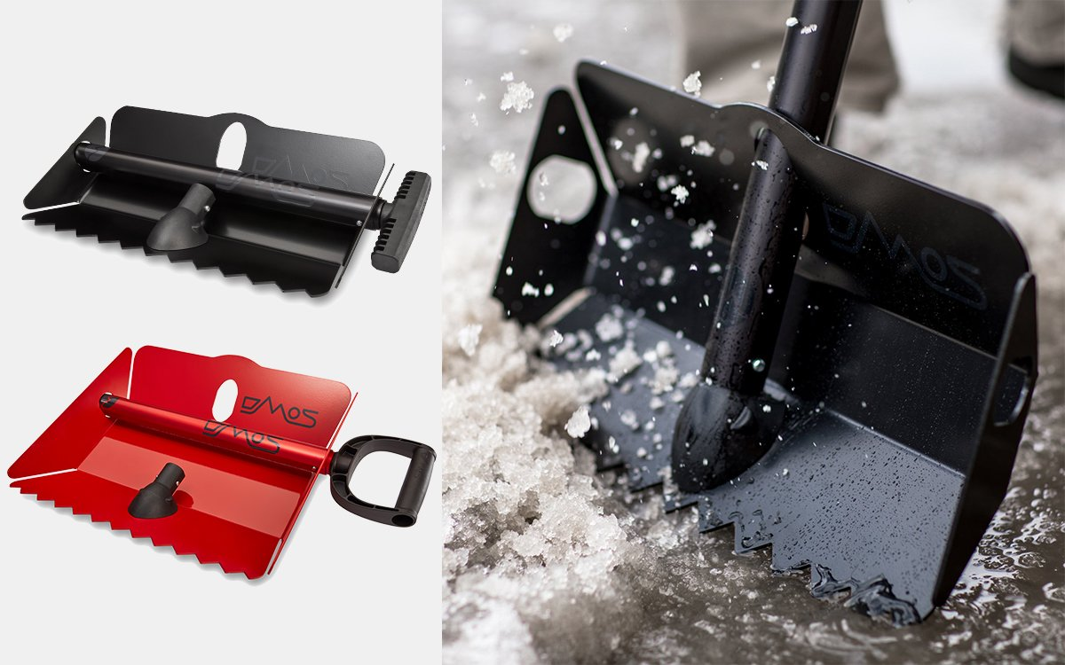 Everyone Should Own This Ingenious Collapsible Shovel