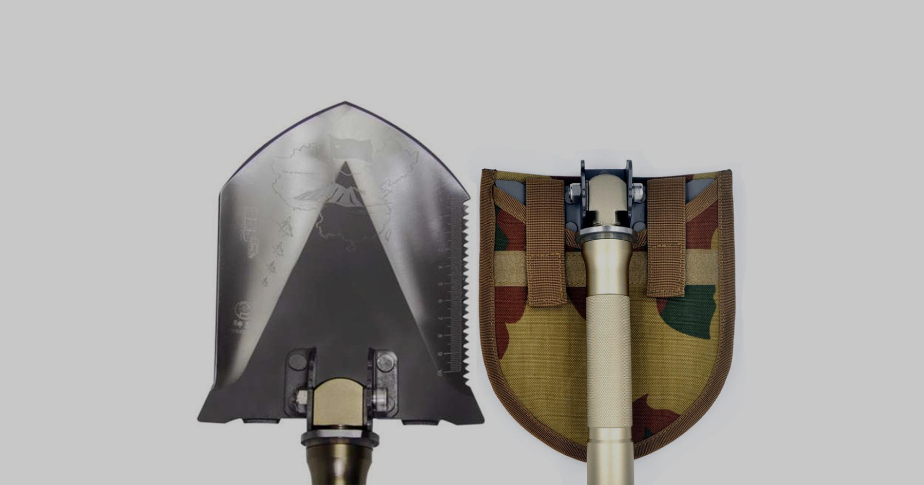 Bangti Military Shovel Is The Swiss Army Knife Of Shovels