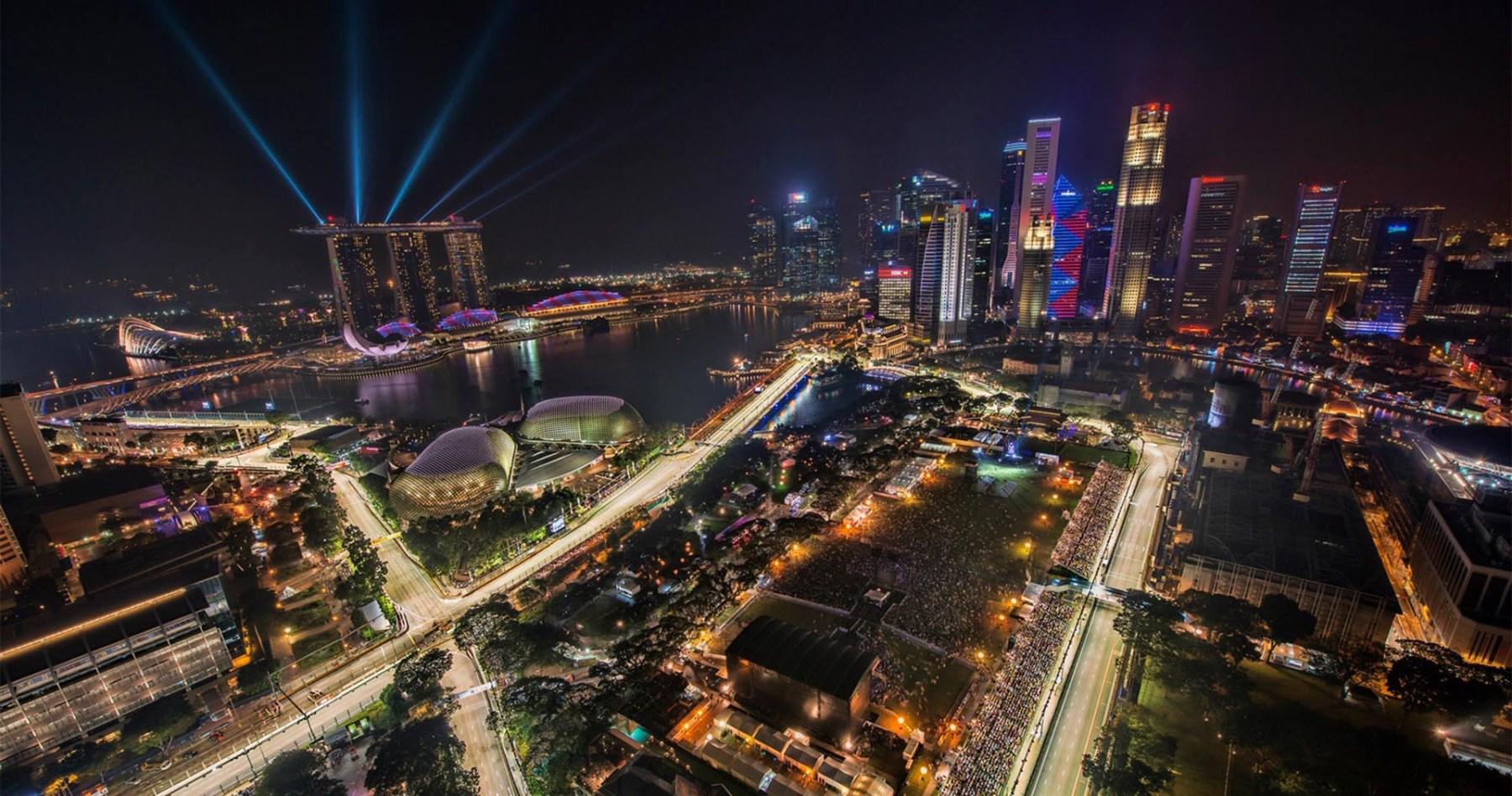 One Week Notice: Singapore