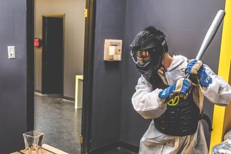 Rage Room: Pay $20. Break Stuff.