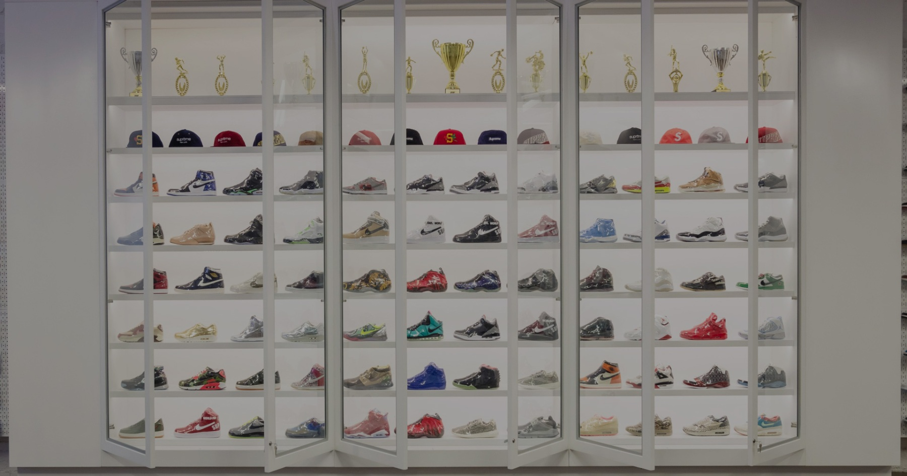98b3bec93616e The Greatest Sneaker Collection in the World