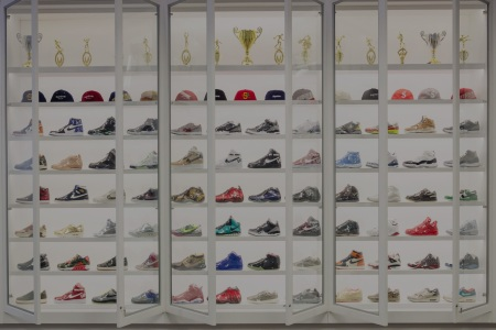 The Greatest Sneaker Collection in the World, Now On Sale