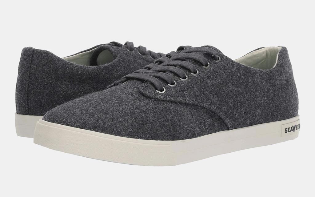 Wool Sneaker Seavees Grayers