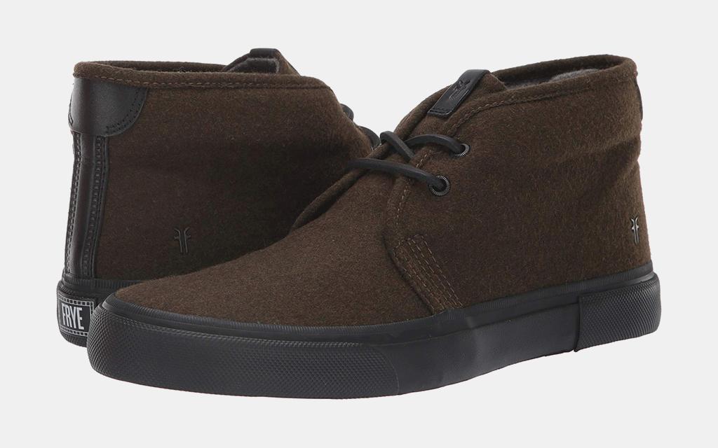 Wool Sneakers Frye
