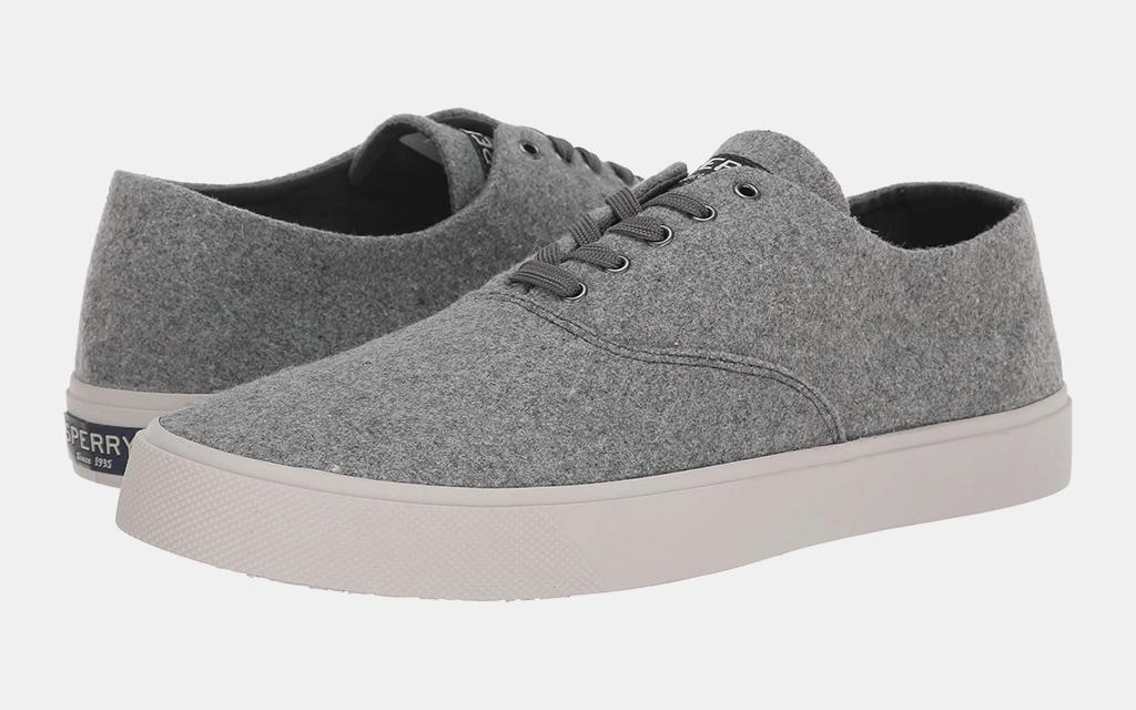 Wool Sneaker Sperry