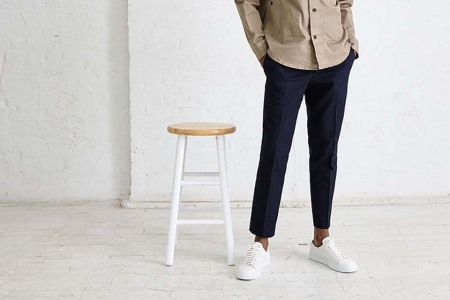 10 Crisp White Sneakers for Your Springtime Refresh