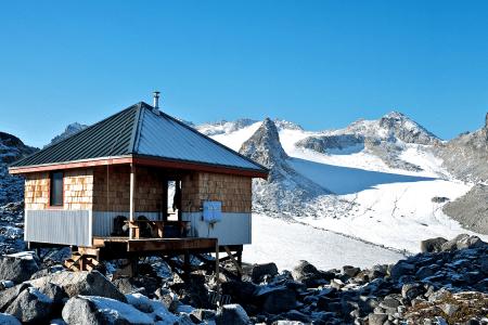 Snowbird Hut American Alpine Club