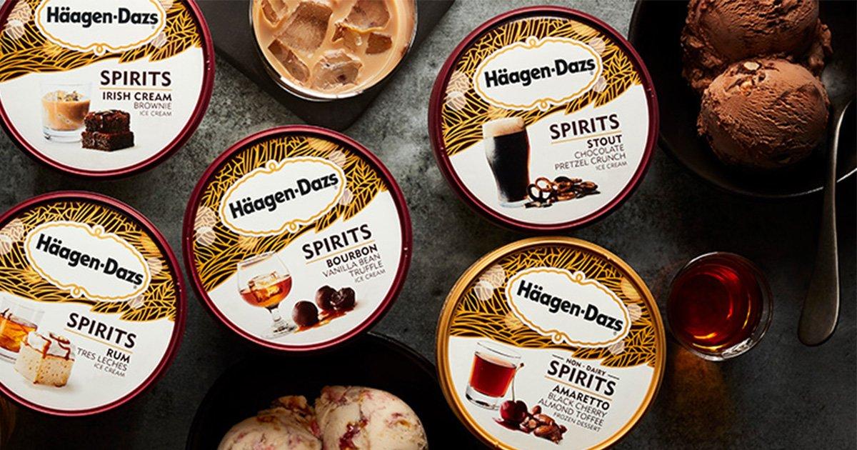 Haagen Dazs Boozey Ice Cream Insidehook