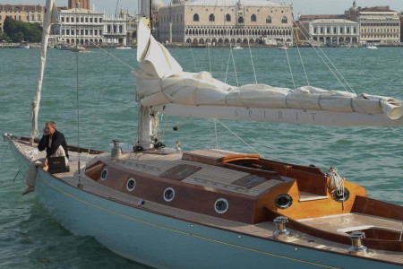 "Count Your Moneypennies: Bond's ""Casino Royale"" Yacht Up for Sale"