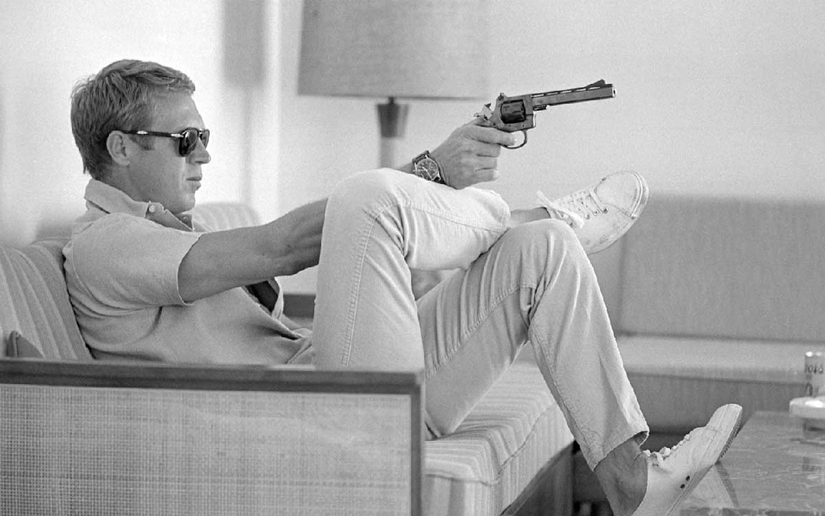 From Rolex to Tag Heuer and Back Again: The Watches of Steve McQueen