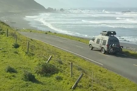 One of America's Best Photographers Is Giving Away His Adventure Van