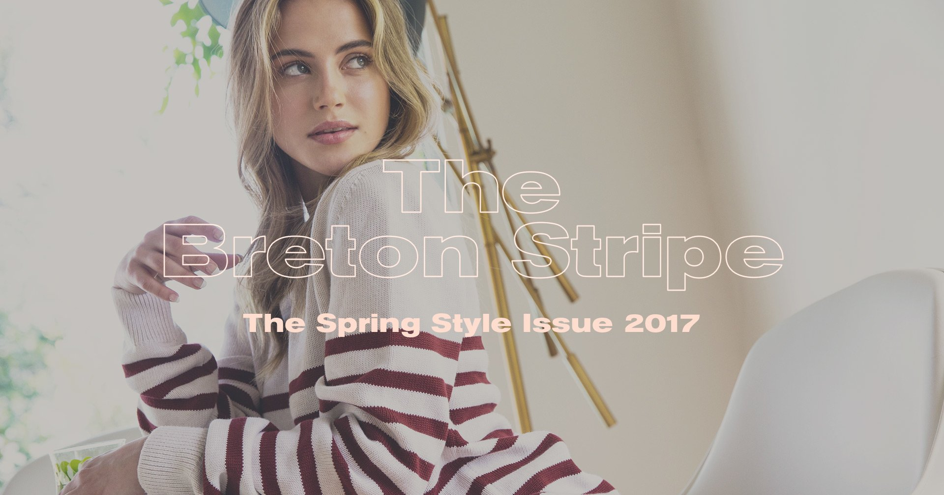 The Breton Stripe