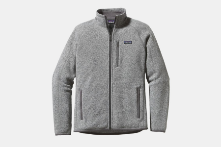 Patagonia's Infallible Better Sweater Is Having a Rare Sale Right Now