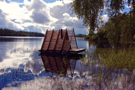 Sweden's Best Wilderness Retreat Just Opened 15 New Cabins