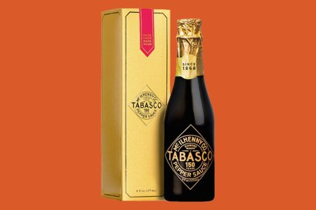 Tabasco Is Celebrating 150 Years With a 'Diamond Reserve' Hot Sauce