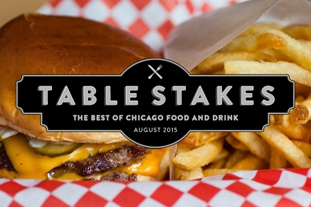 Chicago Table Stakes: August 2015