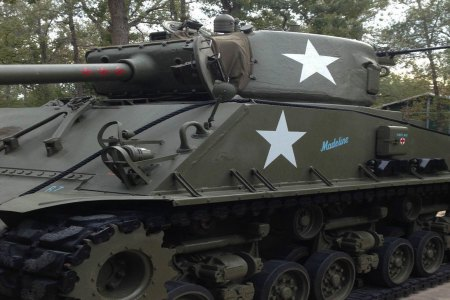 Buyer Beware: Tank on eBay Comes with Swastika Decals