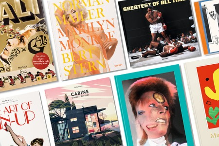 Spruce Up Your Bookshelves With Taschen's Annual Warehouse Sale