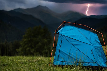 Essentially, A Faraday Cage For the Outdoors