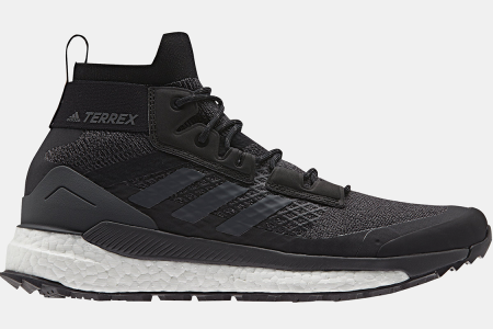 Adidas' New Hiking Boot Looks, Feels and Smells Like a Sneaker
