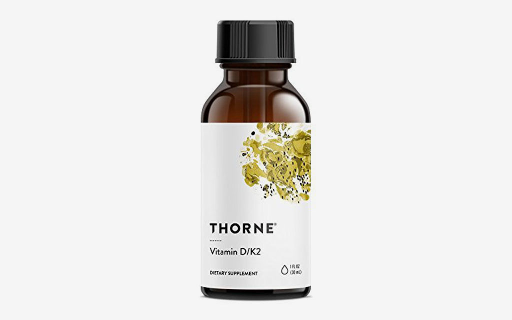 Thorne Vitamin D/K2