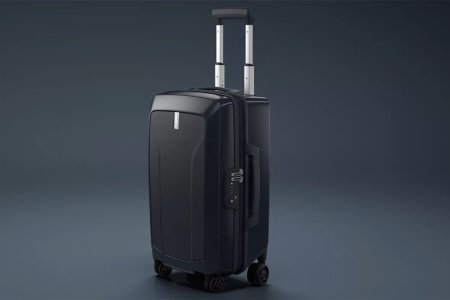 The Biggest Name in Car Cargo Now Makes a Hardshell Carry-On
