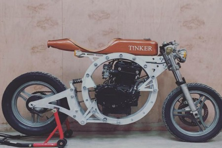 If You Have a Computer, You Can Build This Motorcycle