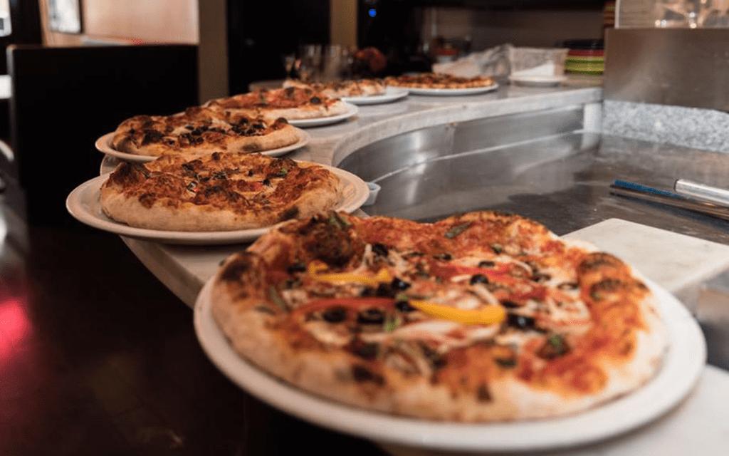 Tony's Pizza Napoletana Best Date Spots