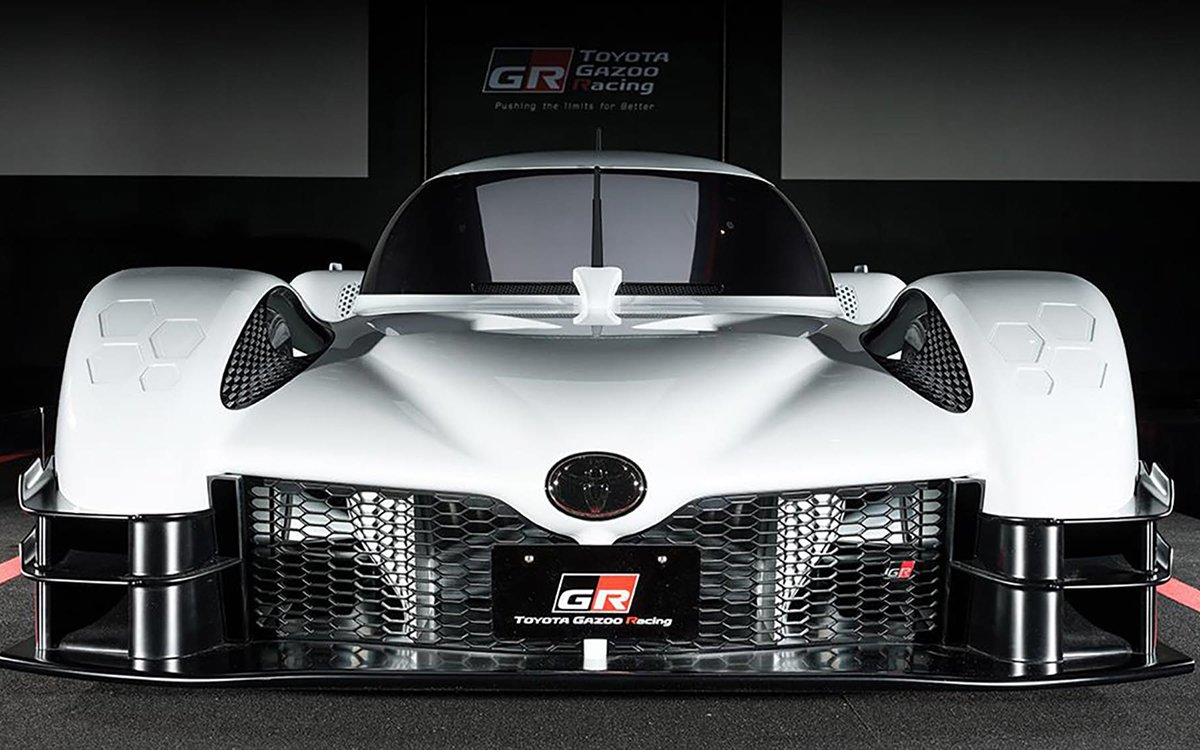 Toyota Is Planning on Releasing a 980-HP, Street-Legal Supercar