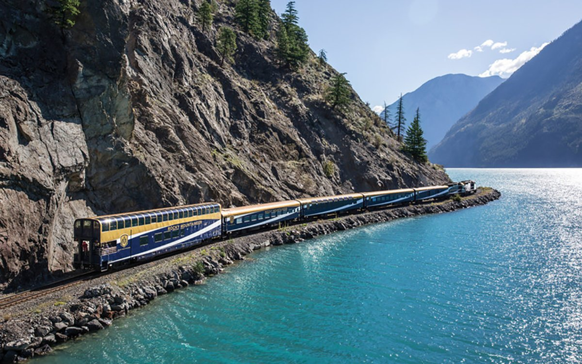 The Rocky Mountains Are Getting Their Own Luxury Rail Service