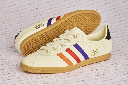Adidas Is Relaunching a Classic in Colors Inspired by VHS