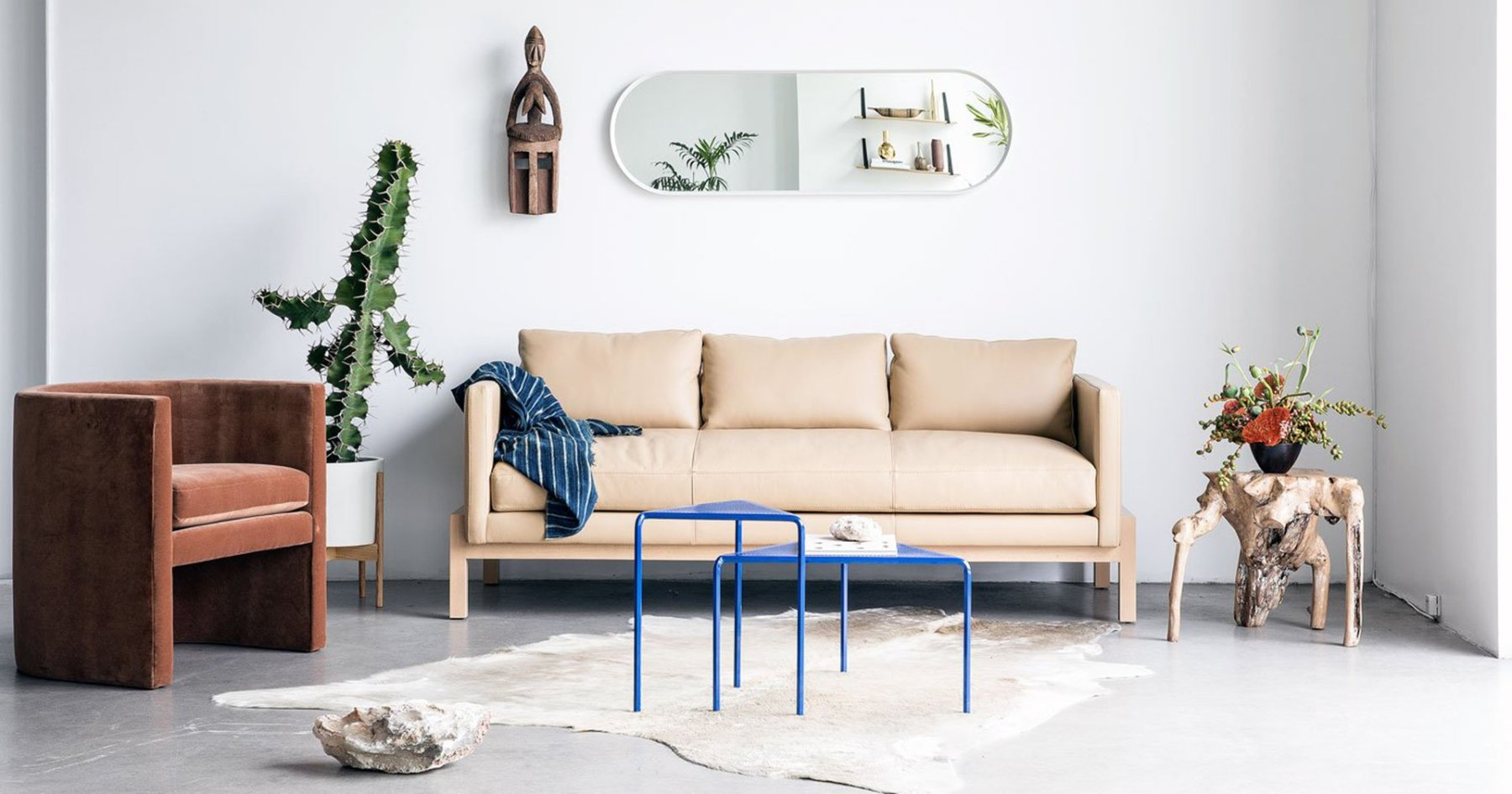 TRNK's LA Pop-Up Is a Great Place to Restock Your Living Room