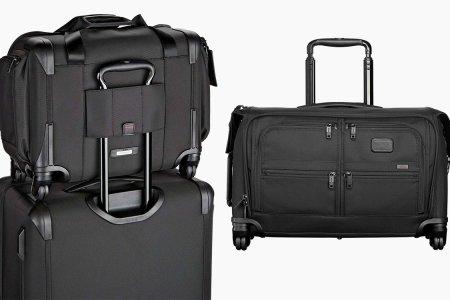 Take Hundreds Off Tumi's Ballistic Nylon Travel Bags