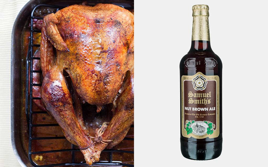 Best Beer Pairing Roasted Turkey