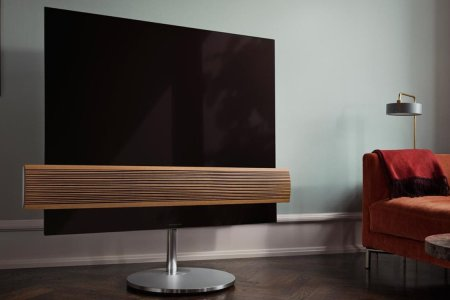 World's Sexiest TV Adds Wood Panels, Even More Sex Appeal