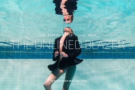 The Unlined Blazer