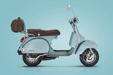 Vespa Is Celebrating Its 70th B-Day With Some Serious Party Favors