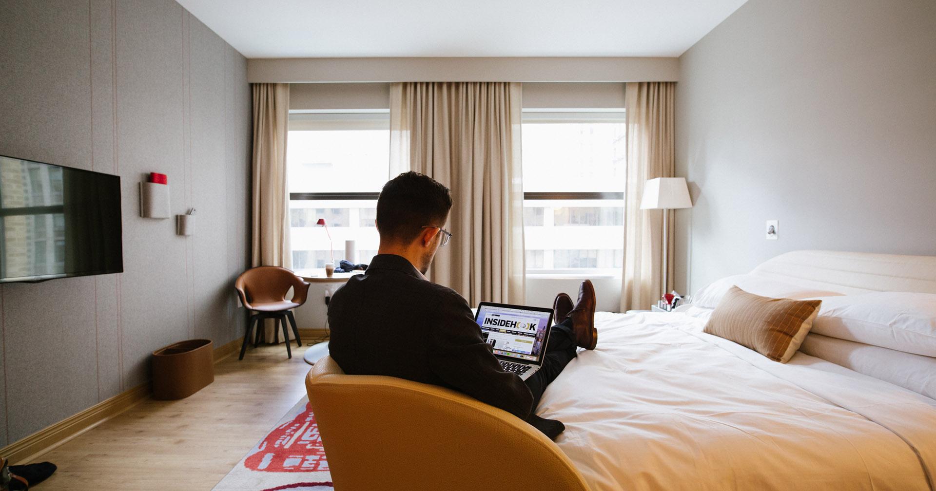 24 Hours in the Virgin Hotel