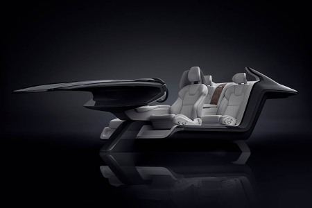 Hey Volvo: The Private Jet Called. It Wants Its Lounge Back.