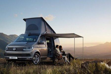 Volkswagen's New California Camper Van Is a Tech-Rich Nostalgia Mobile