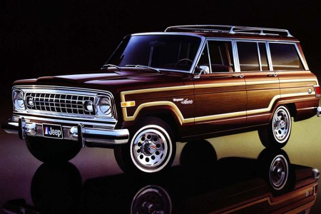 Sell All Your Cars! The Wagoneer Is Coming Back!
