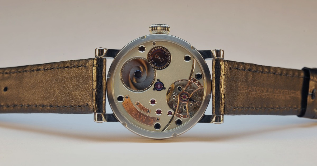 The Rise of the American Timepiece
