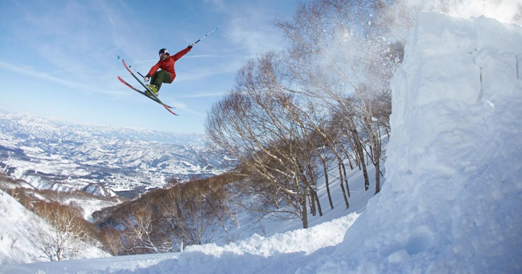 Win a Weeklong Ski Trip to Japan
