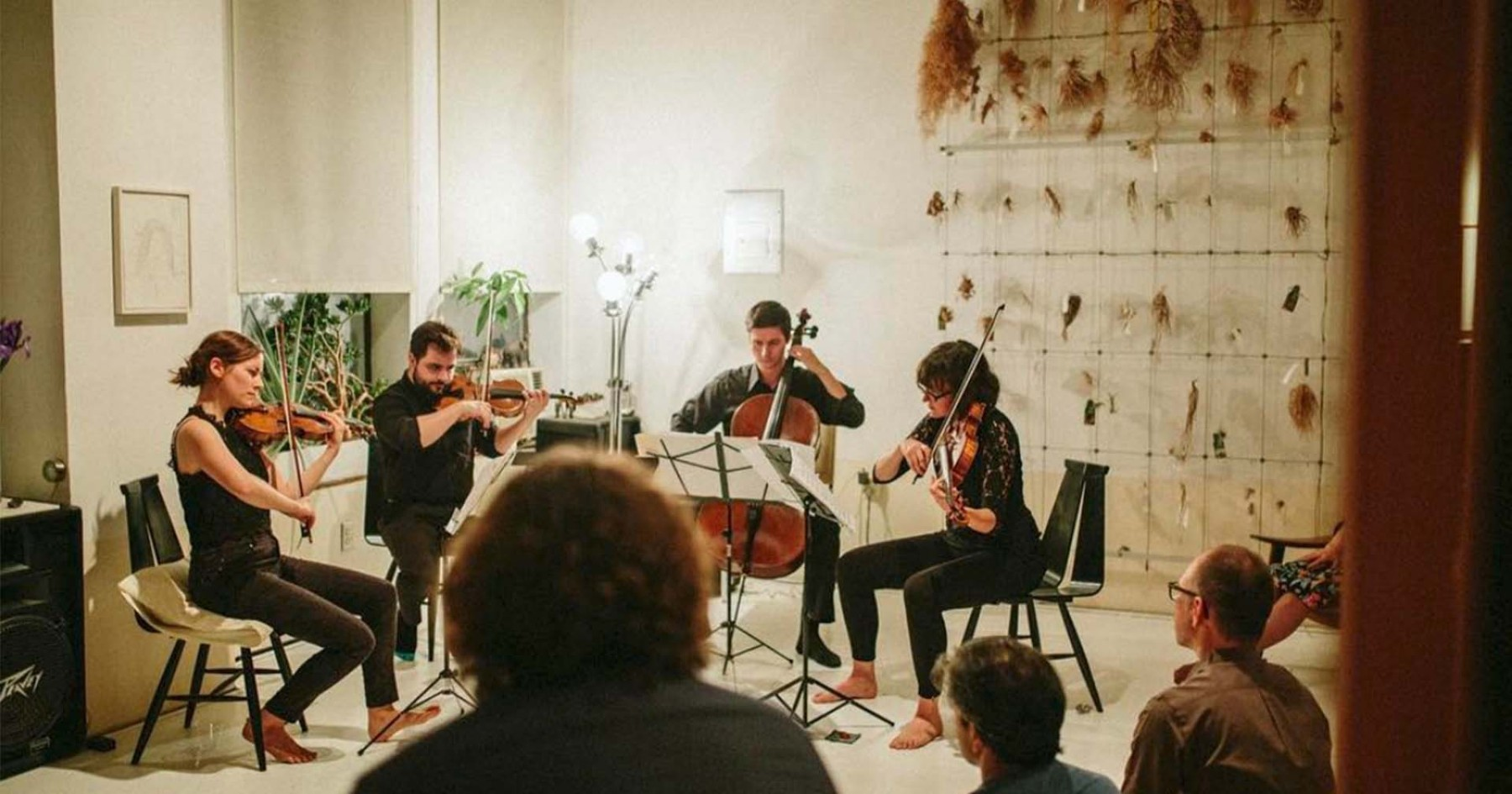 Class Up Your Holiday Party with Chicago's New Musician Rental Service