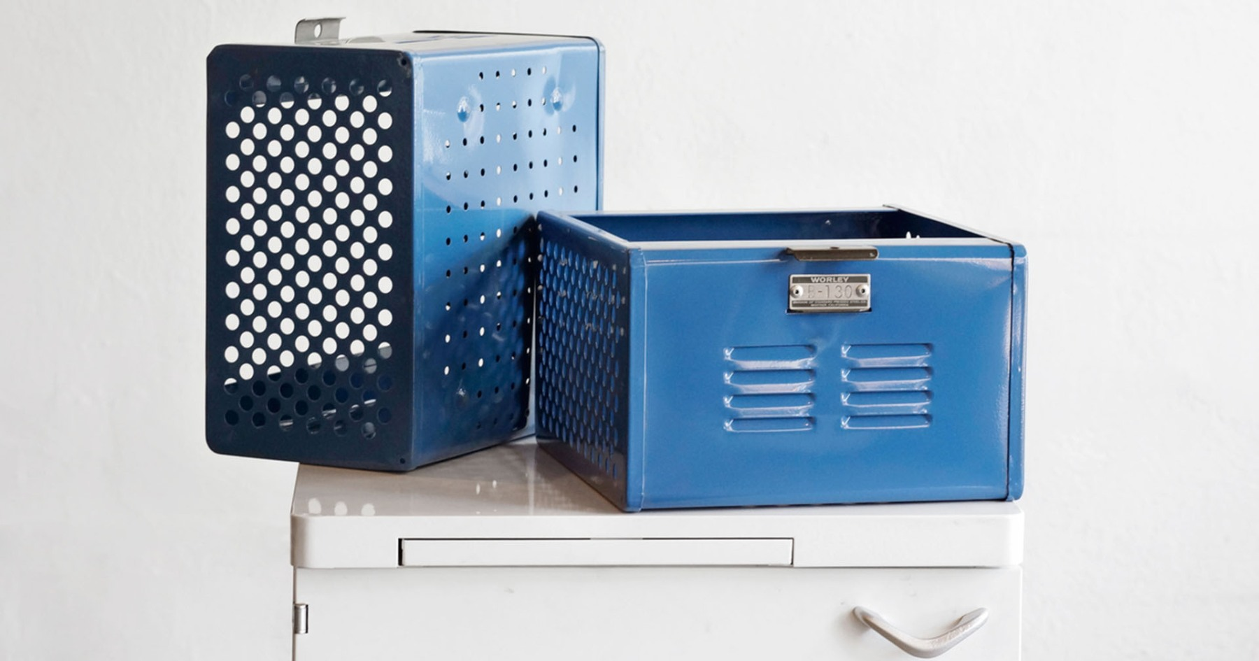 This Shop Makes Furniture from California's Discarded High School Lockers