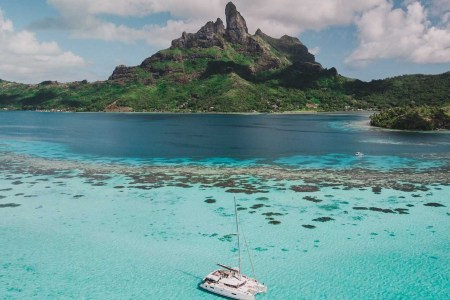 A New Airline Is Flying From SF to Tahiti on the Cheap