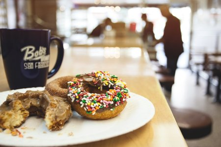 These Are the Bay Area's Best Donut Shops
