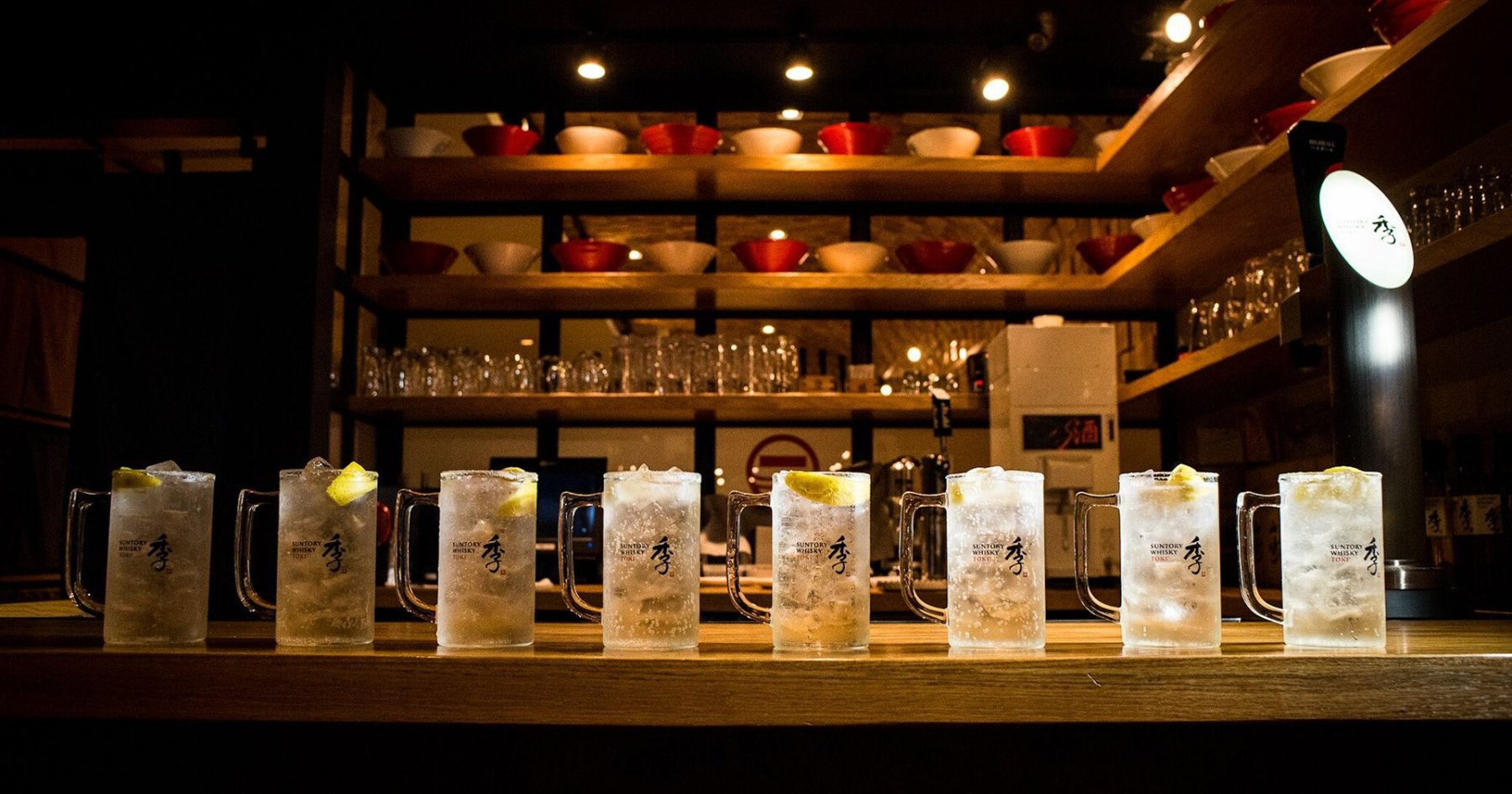 Japan's Beloved Whisky Highball Machines Are Taking Over Chicago
