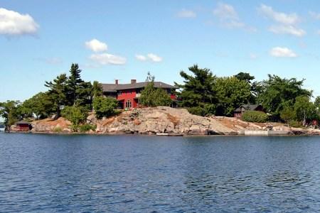 Who Wants to Buy Whiskey Island?